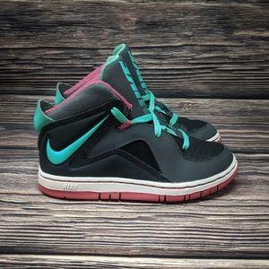 Girls Toddler Nike Court Invader Basketball Shoes
